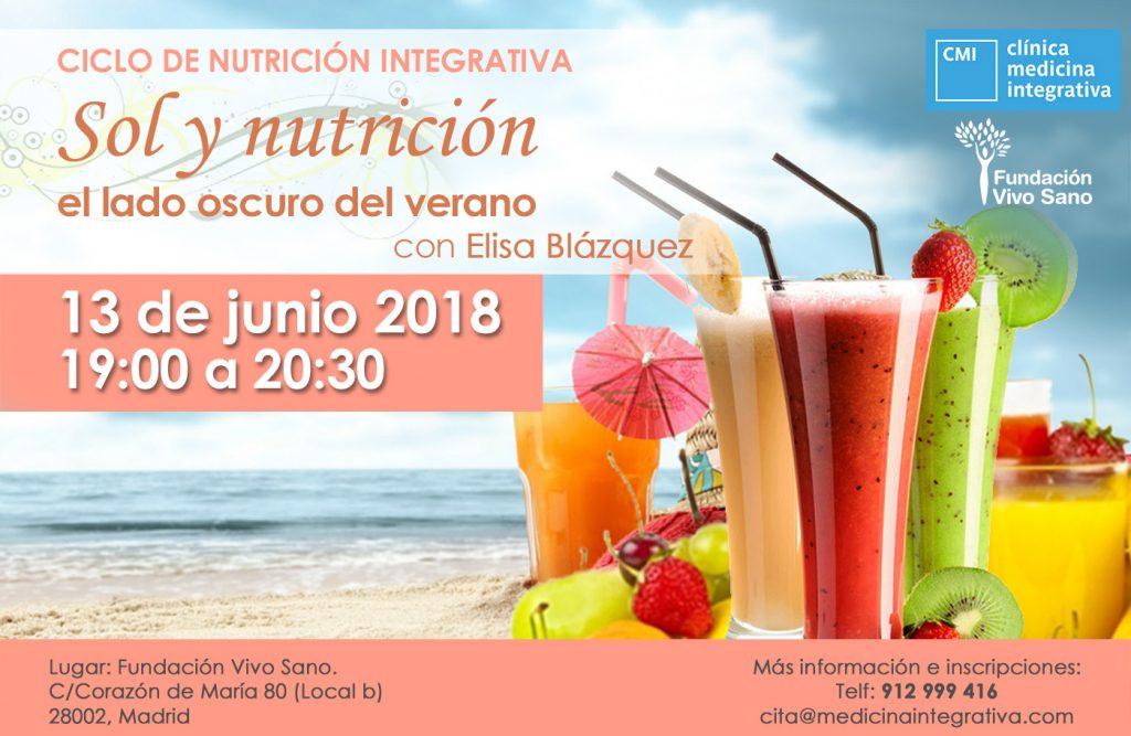 SOL Y NUTRICIÓN, EL LADO OSCURO DEL VERANO