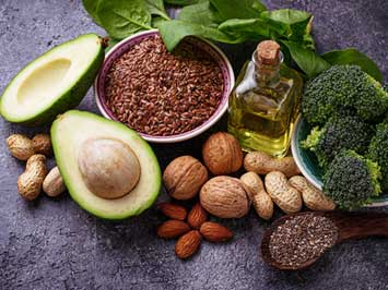 nutrición antiinflamatoria