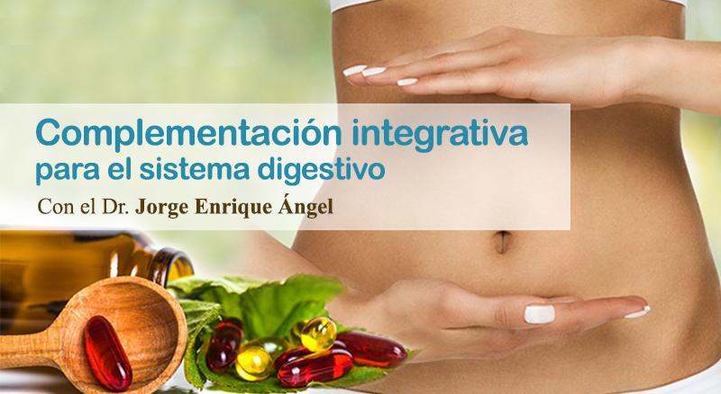 Curso gratuito de complementación integrativa para el sistema digestivo